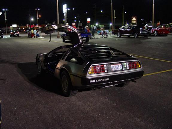 88MPHDeLorean 1981 DeLorean DMC-12 5314579