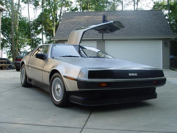 88MPHDeLorean 1981 DeLorean DMC-12 5314657