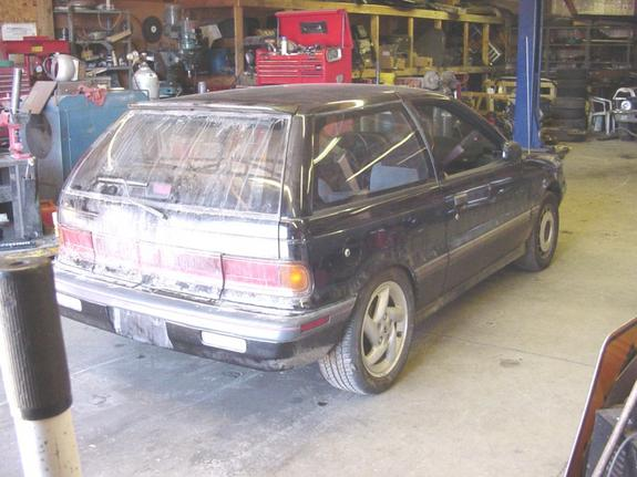 Another 89mirageturbo 1989 Mitsubishi Mirage post... - 5316702