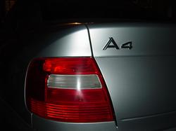 98b5a4s 1998 Audi A4