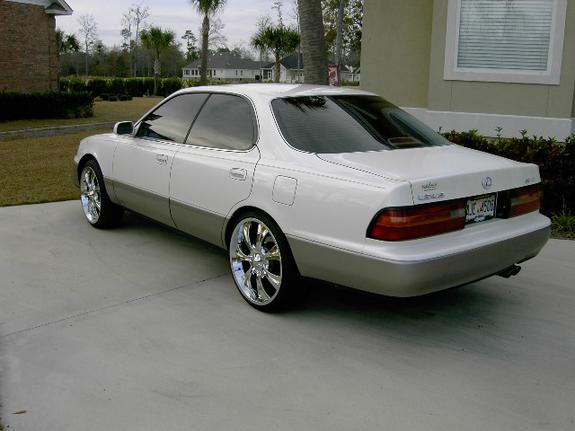 Bwklexus912 1996 Lexus Es Specs Photos Modification Info