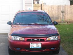 lightning2nd 2000 Ford Escort