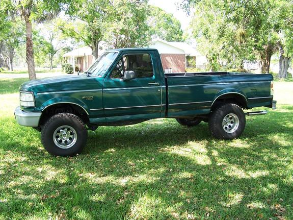Cuzstocksux 1996 Ford F150 Regular Cab S Photo Gallery At Cardomain