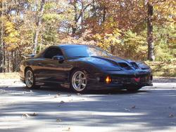Etheredge 2001 Pontiac Firebird