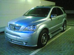 OmarDaPhantoms 2004 Kia Sorento