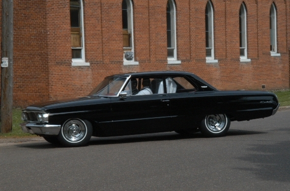 Another JohnnySuede23 1964 Ford Galaxie post... - 5337382