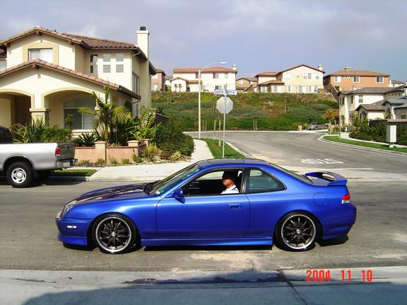 Car Paint Detector >> RomelM12 2001 Honda Prelude Specs, Photos, Modification Info at CarDomain