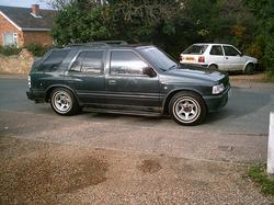 stevieds 1994 Vauxhall Frontera