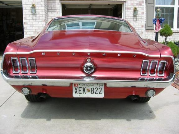 Another i6o6n6s 1967 Ford Mustang post... - 5339697