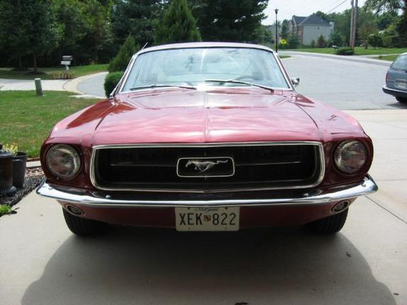 Another i6o6n6s 1967 Ford Mustang post... - 5339699