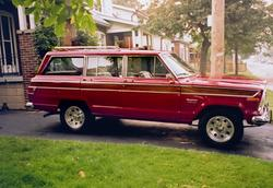 otherone 1976 Jeep Wagoneer