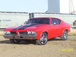 Beaumontboy 1968 Pontiac Beaumont