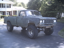 BushHogBoys 1976 Dodge W-Series Pickup