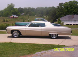 Electrafied 1970 Buick Electra
