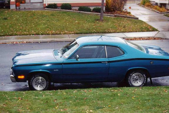 Metalsnowman76 1976 Plymouth Duster Specs Photos