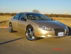 bignickm89s 2001 Chrysler LHS