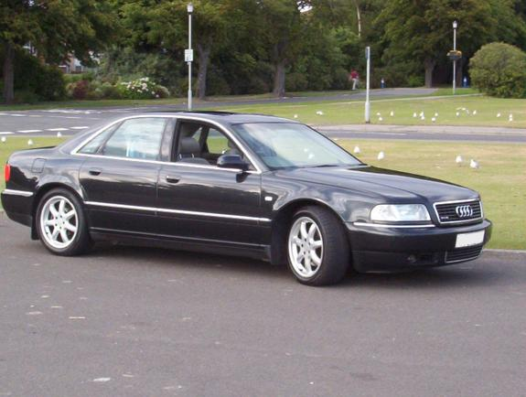 ttandka 2000 Audi A8 Specs, Photos, Modification Info at CarDomain