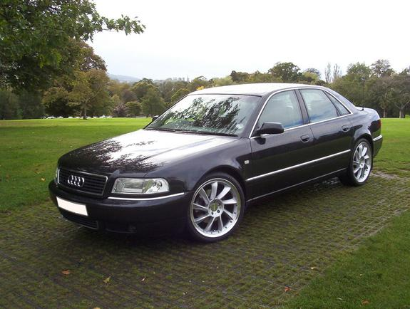 Ttandka 2000 Audi A8 Specs Photos Modification Info At