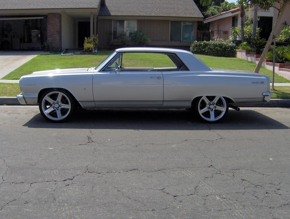 Sickty2SS 1964 Chevrolet Chevelle Specs, Photos, Modification Info