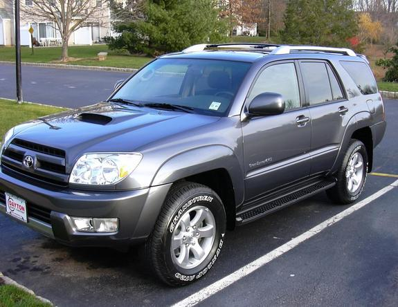 vtfiji 2004 toyota 4runner specs photos modification info at cardomain. Black Bedroom Furniture Sets. Home Design Ideas