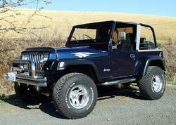 atreidex 1994 Jeep Wrangler