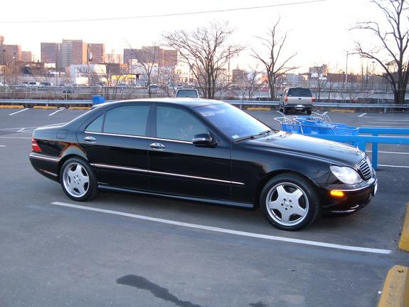 s500sport 2001 mercedes benz s class specs photos