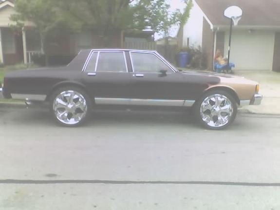 Another colecole 1982 Chevrolet Caprice post... - 5352676