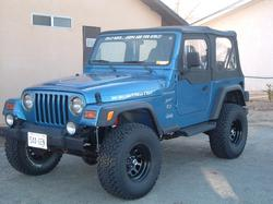 Calijen760 2002 Jeep Wrangler
