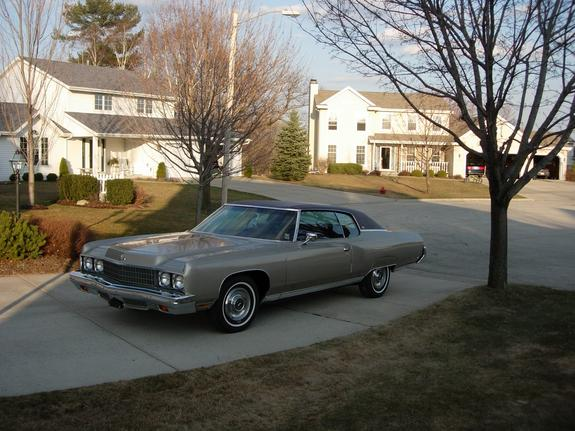 Another 73classic 1973 Chevrolet Caprice post... - 5354175