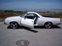 Another elmeano 1984 Chevrolet El Camino post... - 5355563