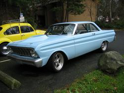 coffindodger 1964 Ford Falcon