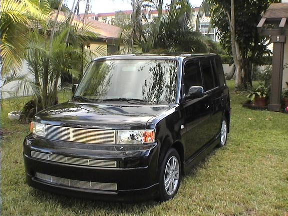 blackedoutxb 2005 scion xb specs photos modification. Black Bedroom Furniture Sets. Home Design Ideas