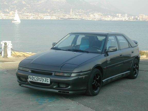 stradivirus 1993 mazda 323 specs photos modification info at cardomain. Black Bedroom Furniture Sets. Home Design Ideas
