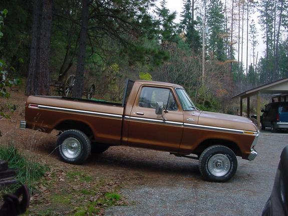 Hanks 1976 Ford F150 Regular Cab 5359490