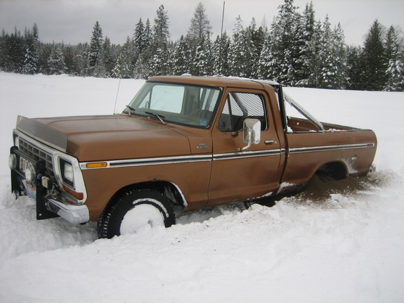 Hanks's 1976 Ford F150 Regular Cab