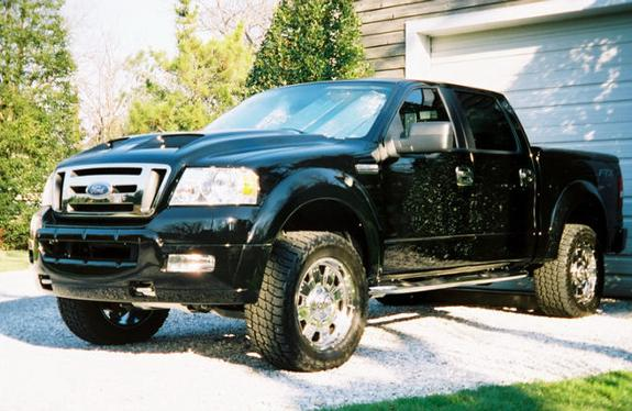 tuscanyf150's 2005 Ford F150 Regular Cab