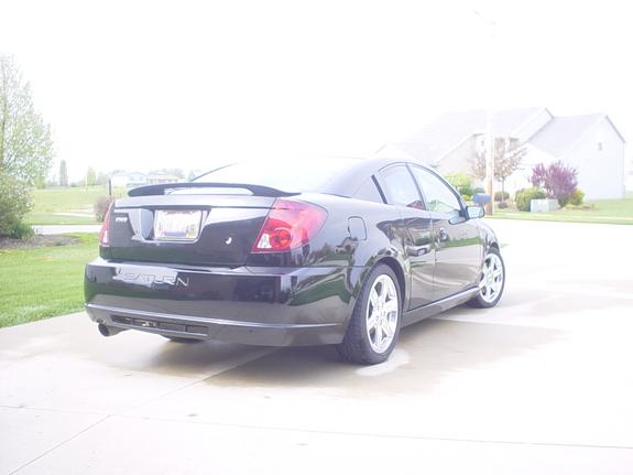 Another BlackLine 2004 Saturn Ion post... - 5363837