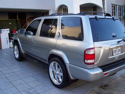 lapafyfromprs 2004 Nissan Pathfinder