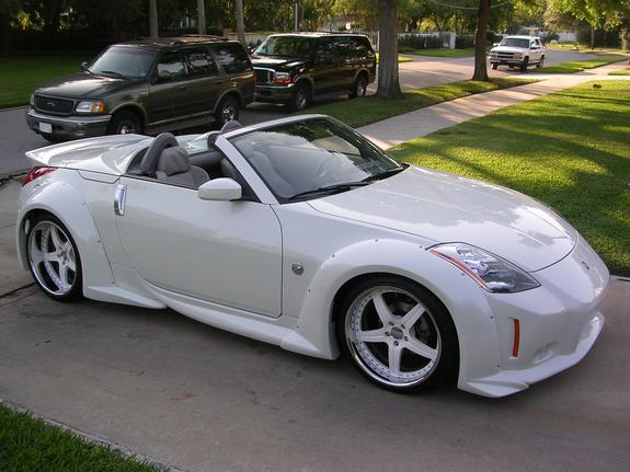 Quickmoto 2004 Nissan 350z Specs Photos Modification