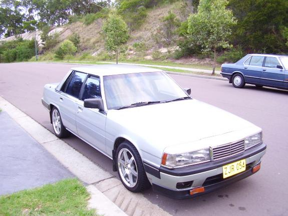 Another gangster929 1987 Mazda 929 post... - 5370666