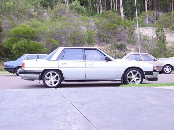 Another gangster929 1987 Mazda 929 post... - 5370668