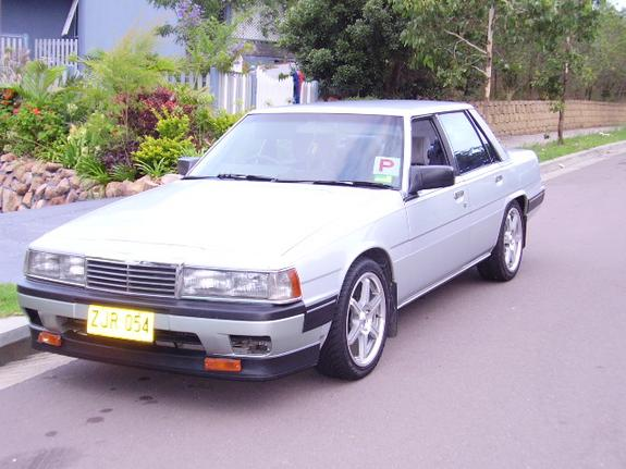Another gangster929 1987 Mazda 929 post... - 5370672