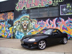 PhantoMiatas 2000 Mazda Miata MX-5