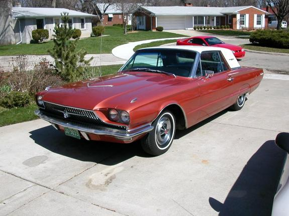 Cosnop 1966 Ford Thunderbird Specs, Photos, Modification Info At CarDomain