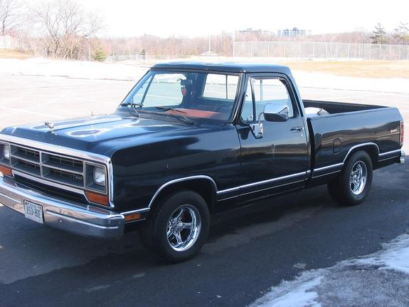 tammysbelle 1987 Dodge Ram 1500 Regular Cab Specs, Photos, Modification Info at CarDomain