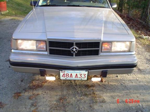 Another Tc9186 1990 Dodge Dynasty post... - 5377408