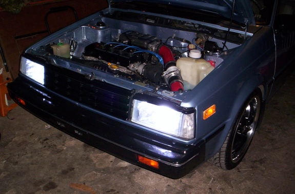 Another alfsentra 1986 Nissan Sentra post... - 5377479