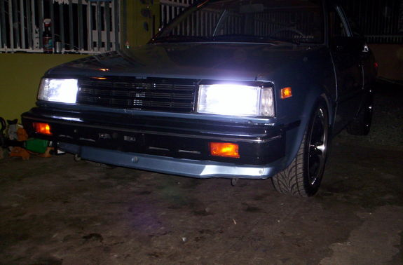 Another alfsentra 1986 Nissan Sentra post... - 5377480