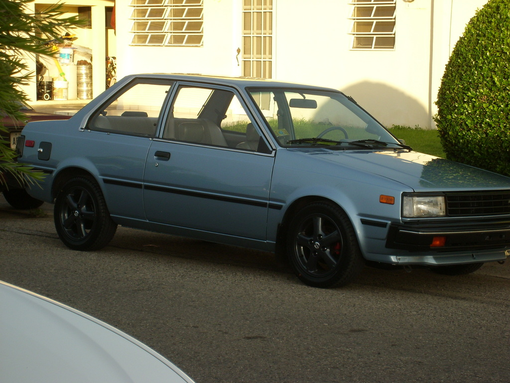 Another alfsentra 1986 Nissan Sentra post... - 5377488