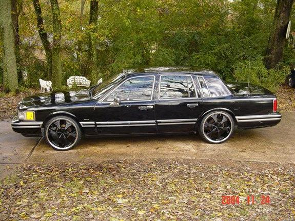 Scooby3553 1991 Lincoln Town Car Specs Photos Modification Info At